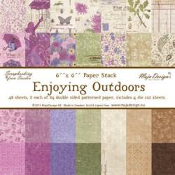 Enjoying Outdoors - Paper...