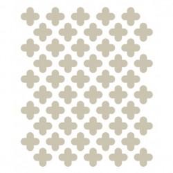 Folkart laser-cut stencil...