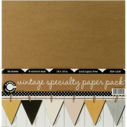 Canvas Corp paper pack...