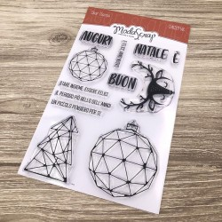MODASCRAP CLEAR STAMPS MSTC...