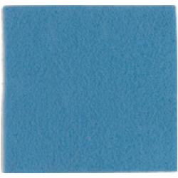 Panno 1mm 30x40cm Blu piccione