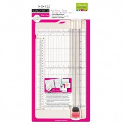 "Paper trimmer + scoring 6""..."