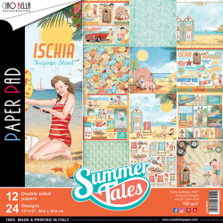 SUMMER TALES DOUBLE-SIDED...