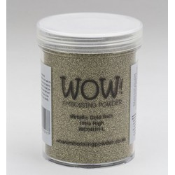 Embossing Powder WOW - Gold...