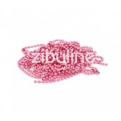 Zibuline Chainette - Rosa 10cm