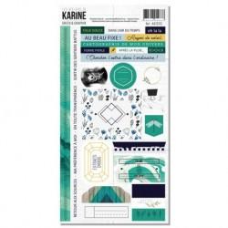 Green&Graphik -Stickers 15X30