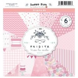 FRIDITA SET PAPELES - SWEET...