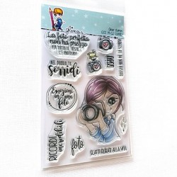 GLIMPS CLEAR STAMPS - GCS...