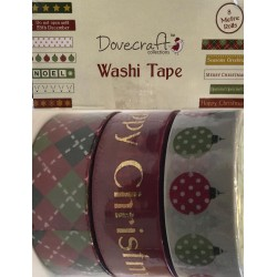 Washi Tape Christmas...