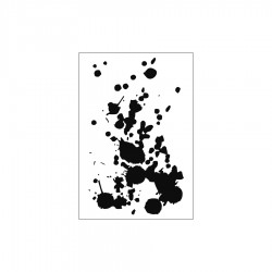 Tommy Stencil Macchia A5