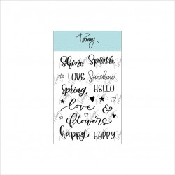 Timbro Tommy clear stamps –...