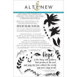 Altenew Wings of Hope Stamp...
