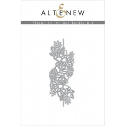 Altenew Floral In 'N' Out...