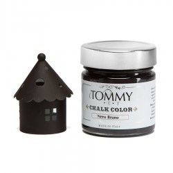 Tommy CHALK COLOR Nero...
