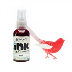 Tommy Ink Extreme Rosso 50...